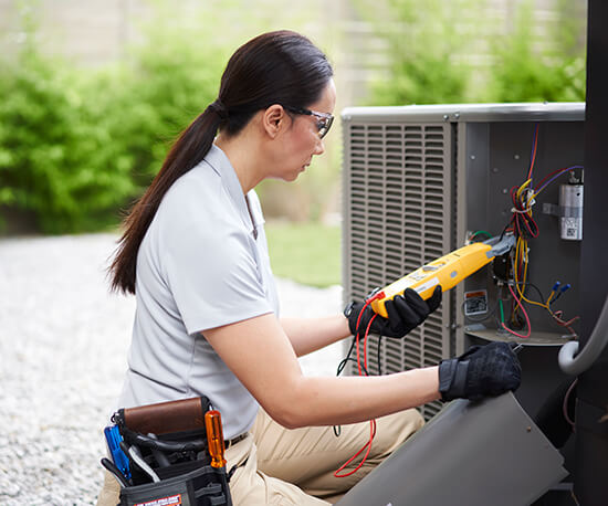 A/C and Heat Pump System Maintenance and Repair - A/C Care Heat and Air