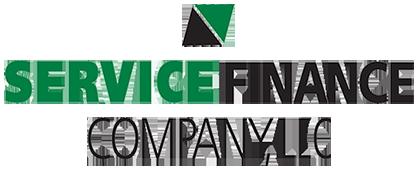 green triangle and black triangle service finance company, llc text