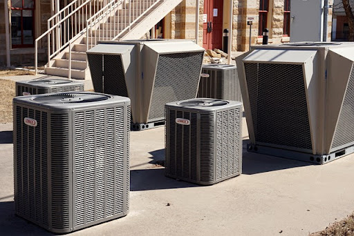 3 Types of Central Air Conditioning Central AC Units